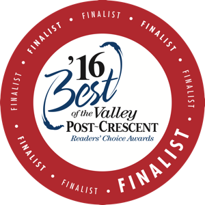 RefineMD in Menasha, Wisconsin has been recognized as the best cosmetic treatment facility the Fox Valley for 2016.