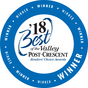 RefineMD in Menasha, Wisconsin has been recognized as the best cosmetic treatment facility the Fox Valley for 2018.