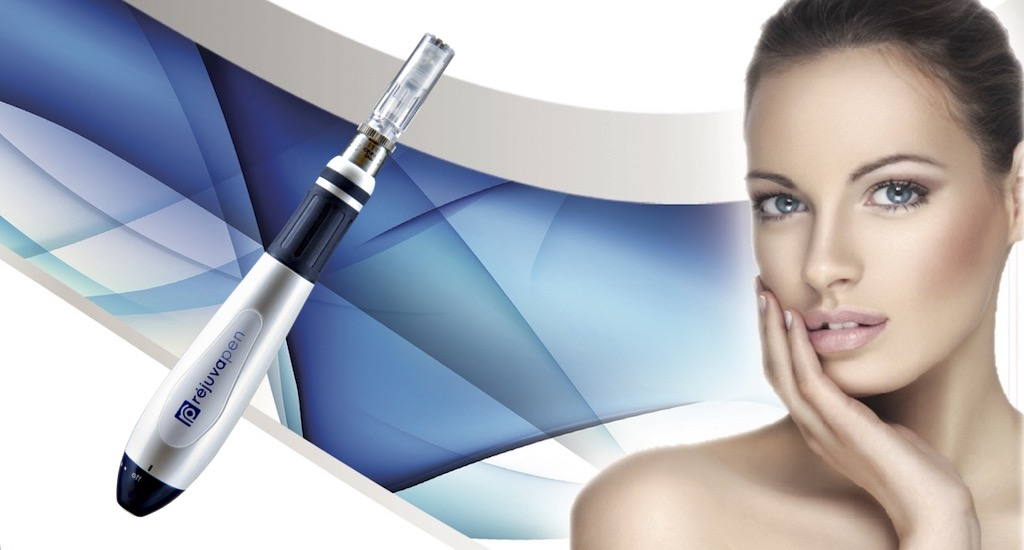 Noninvasive Rejuvapen treatments use the body's natural healing response to improve skin appearance.