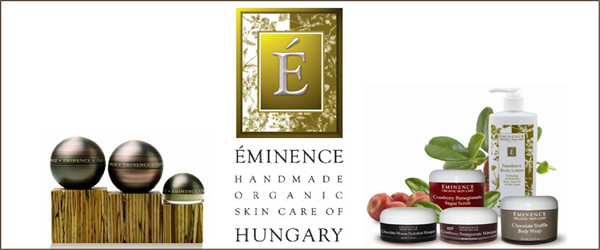RefineMD aesthetic med spa offers an organic skin care product Eminence of Hungary.
