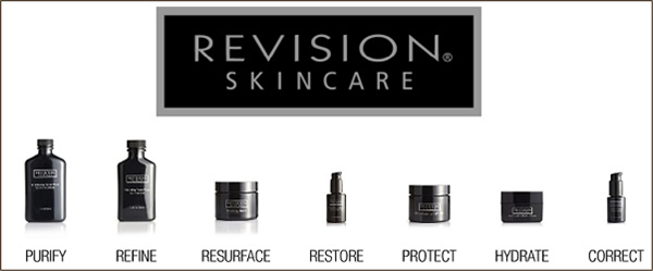 RefineMD aesthetic med spa offers the advanced product line Revision Skincare that focuses on healthy skin.