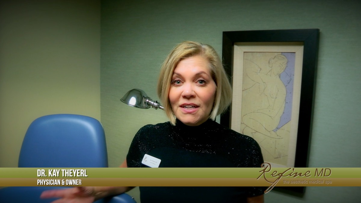 Dr. Kay Theyerl of Refine MD explains how their Refine Returns program helps clients receive discounts and specials throughout the year.
